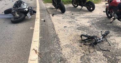 Motociclista morre na volta do Cabrália MotoShow