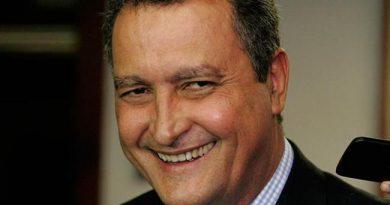 "Rui Costa cutuca ACM Neto sobre ""conforto"" com carta de Bolsonaro"