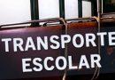Transporte escolar desce ladeira sem freio em Eunápolis