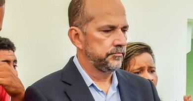 Inelegível, Robério não tem candidato para 2020