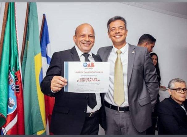 OAB de Porto Seguro empossa Comissões