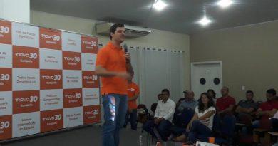 Partido Novo procura lideranças em Eunápolis