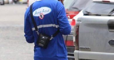 Zona Azul é cancelada em Porto Seguro