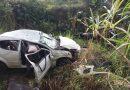 Cantor Jarlei Abno escapa de grave acidente na BR 101 a caminho de Ipiaú