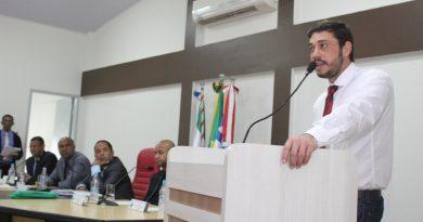 Ramos Filho não esconde mais que é pré-candidato a prefeito de Eunápolis