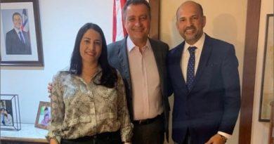Robério e Cláudia teriam ido pedir socorro ao governador?