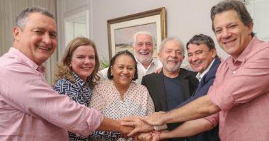Salvador 2020: Lula chegou mas ACM Neto diz que petista não influencia