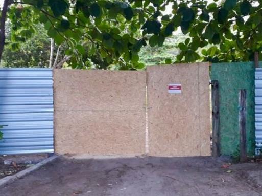 Jânio Natal critica liberação de obra em terreno da igreja de Arraial D'Ajuda 1