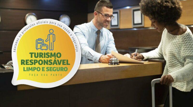 Retomada do turismo segura. Assista