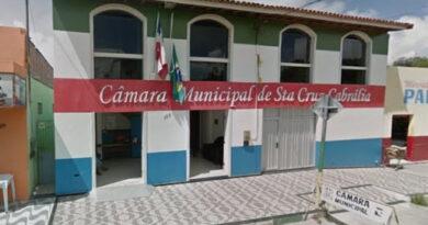 Câmara de Cabrália reverte parecer do TCM e aprova contas do prefeito Agnelo