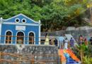 Escadaria da Santa em Arraial D'Ajuda é revitalizada por iniciativa de moradores