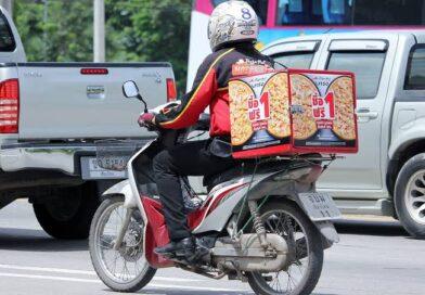 PM cumpre toque de recolher em Porto Seguro e delivery está proibido