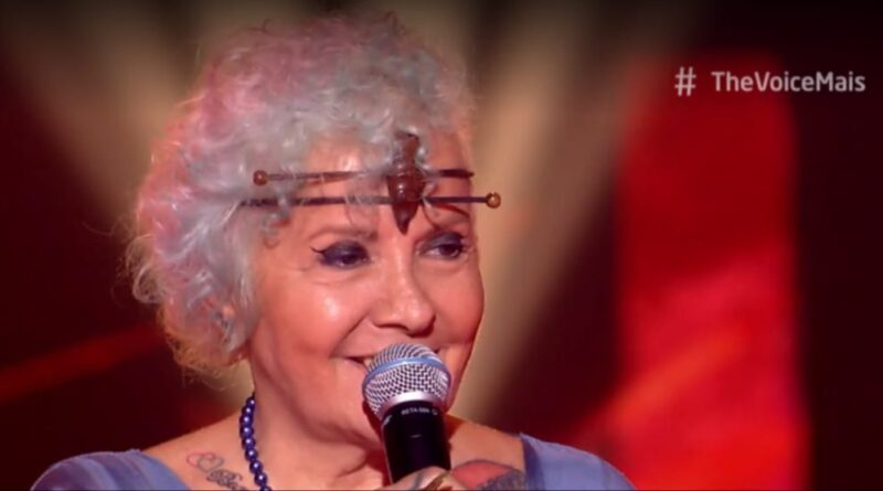 Áurea Catharina arrasa no The Voice Brasil Mais