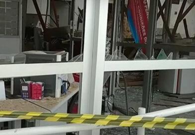 Bandidos assaltam o 4º banco em uma semana na Bahia
