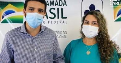 Neto Carletto afirma que terá apoio da prefeita Cordélia em 2022