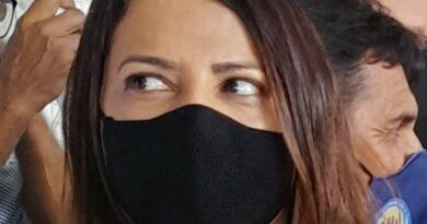 Candidatura de Cláudia Oliveira à deputada é inviável hoje