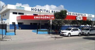 Hospital Regional de Eunápolis atendeu mais de 7 mil pacientes só em setembro