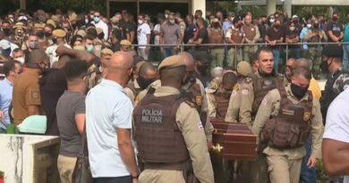 Bahia já teve 8 PMs mortos em serviço este ano, só no fim de semana foram 2