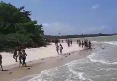 Polícia está prestes a elucidar assassinato de jovem na praia de Santo André em Cabrália