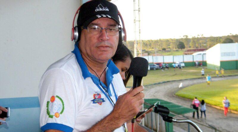 Jornalista esportivo Maurício César morre aos 59 anos em Eunápolis